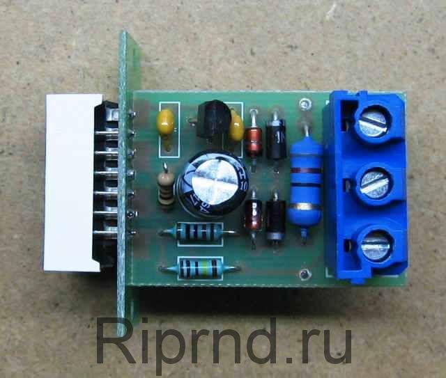 Вольтметр переменного тока ВС-